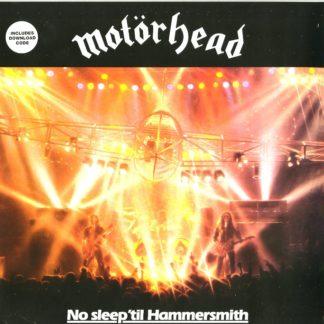 Motorhead - No Sleep'Till Hammersmith