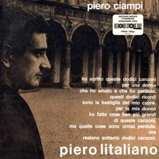 Piero Ciampi - Piero Litaliano (RSD 2020)