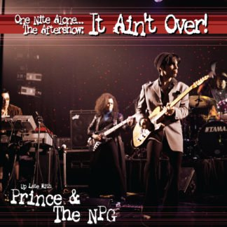 Prince - One Nite Alone...The Aftershow: It Ain'Over (Purple Vinyl)