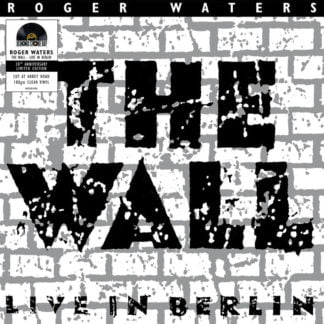 Roger Waters - The Wall Live in Berlin (Vinyl Clear) (Rsd 2020)