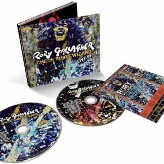 Rory Gallagher - Check Shirt Wizard Live In '77 - cd