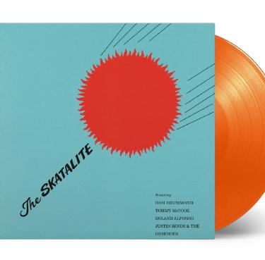 Skatalite - orange vinyl