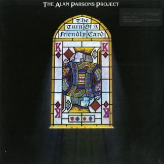 The Alan Parson Project - The Turn Of A Friendly Card