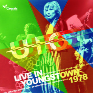 Ufo - Live In Youngstown '78 (Rsd 2020)