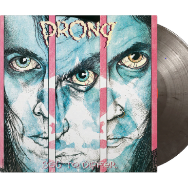 Prong - Beg To Differ (Coloured Vinyl)