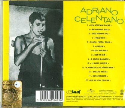 Adriano Celentano - Non Mi Dir retro