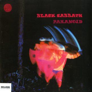 Black Sabbath – Paranoid