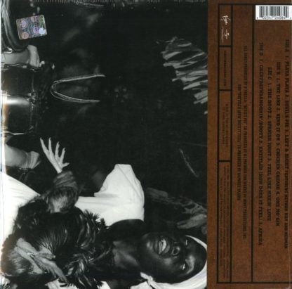 D'Angelo - Voodoo - retro cover
