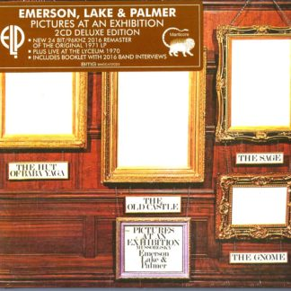 Emerson Lake And Palmer – Pictures At An Exhibition