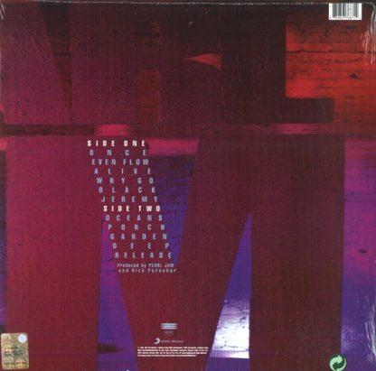 Pearl Jam - Ten RETRO