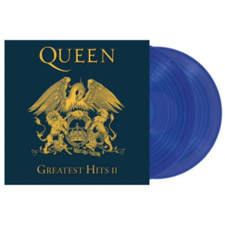 Queen - Greatest Hits II (Vinyl Blu Limited Edt.)
