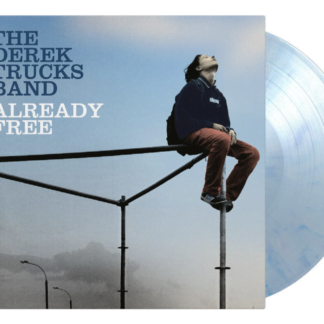 The Derek Trucks Band - Already Free (Coloured Vinyl)