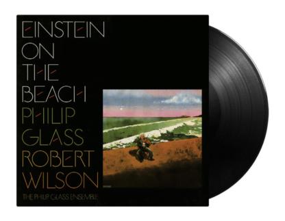 Philip Glass & Robert Wilson - Einstein On The Beach (4Lp Box Set)