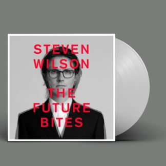Steven Wilson - The Future Bites (White Vinyl)