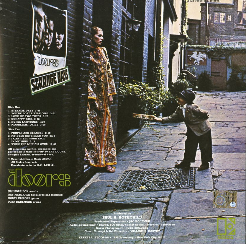 The Doors - Strange Days 2