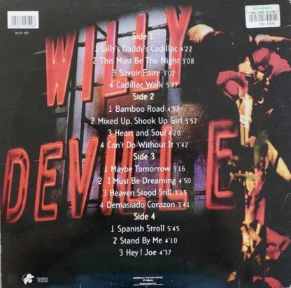 willy deville retro