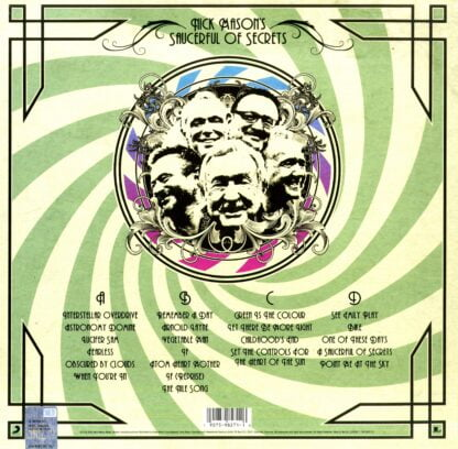 Nick Mason's Sacerful Of Secrets - Live At The Roundhouse2